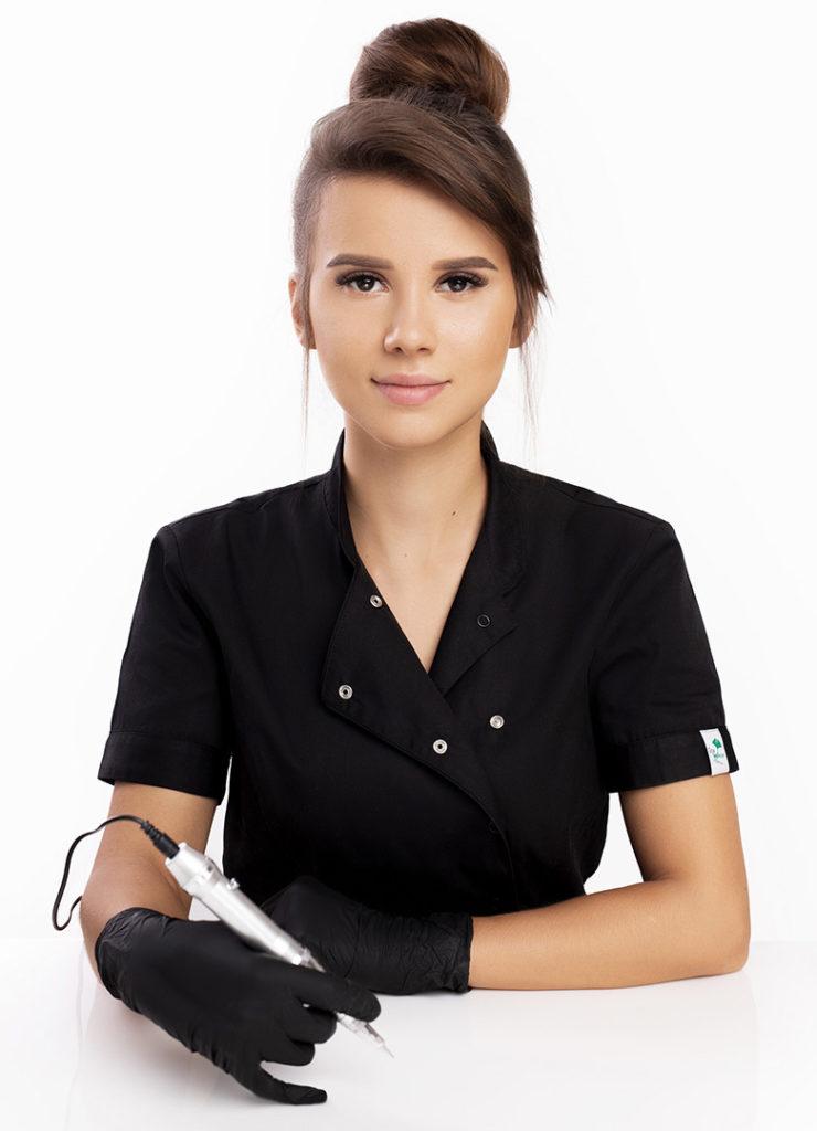 Portret Izabela Bałon