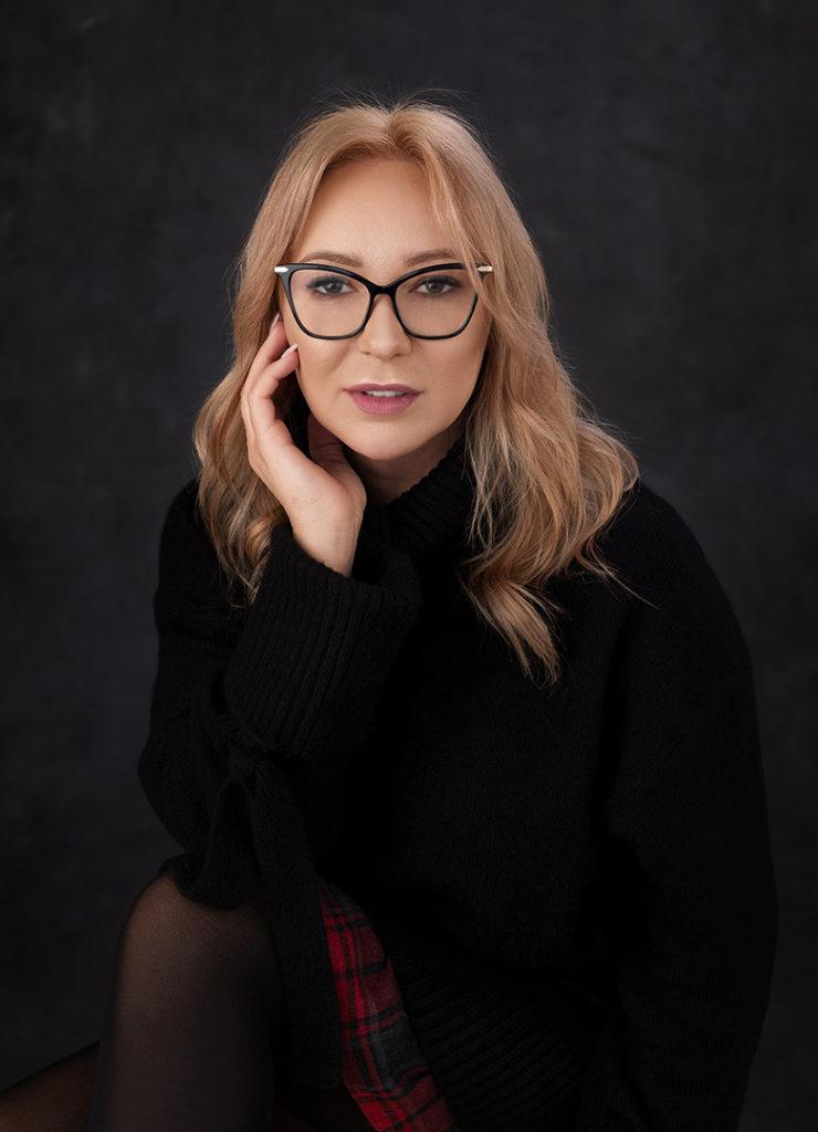 Portret Doroty Lange