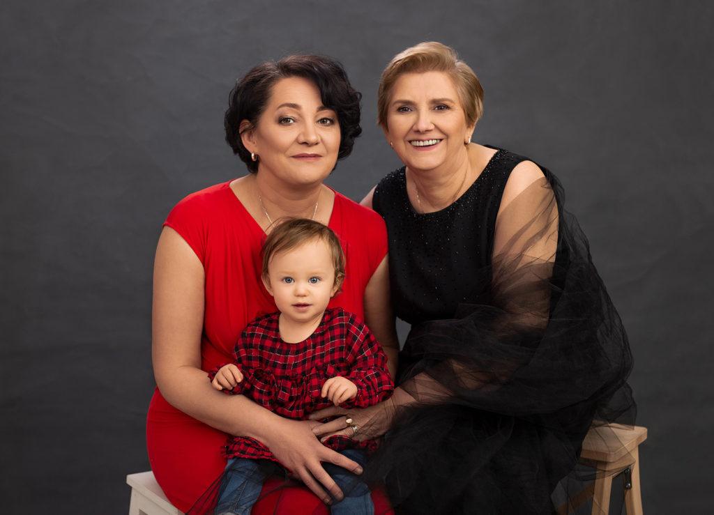 Ponadczasowy portret rodzinny